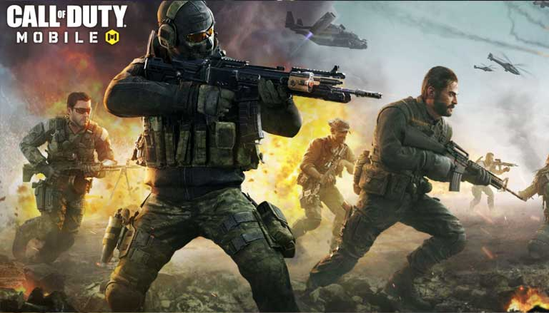Cara Bermain Call Of Duty Mobile Terkini