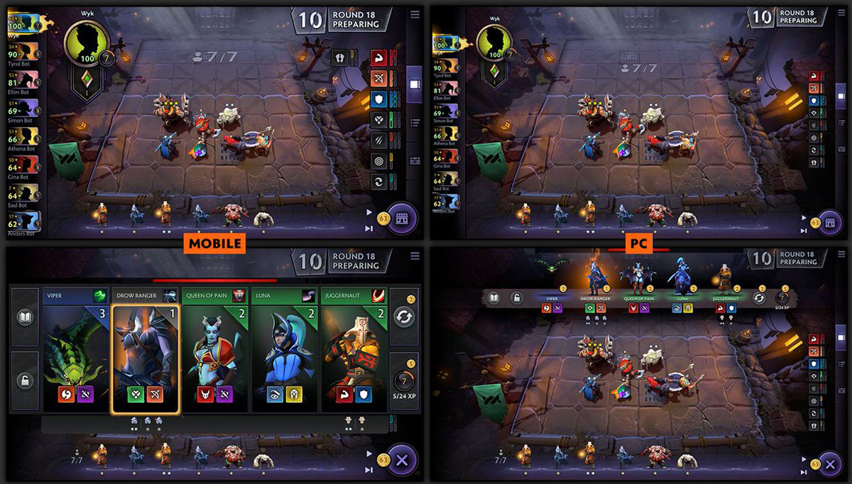 compared-gameplay-underlords