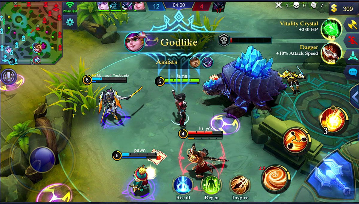 gameplay-mobile-legend