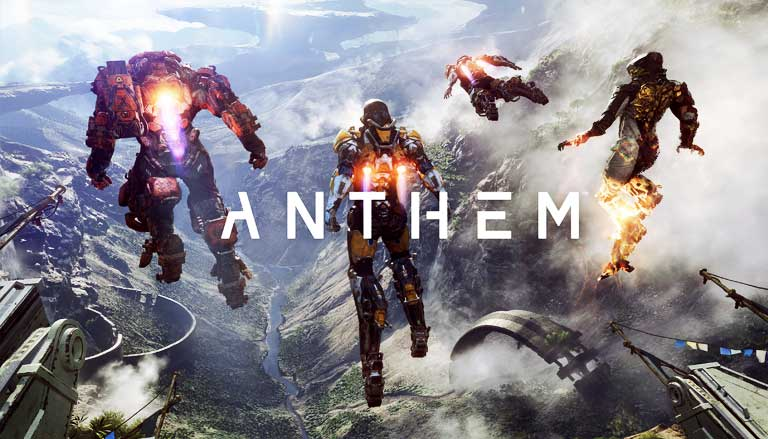 Review Game Anthem
