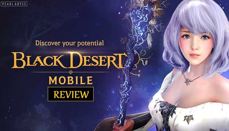 Review Black Dessert Online Mobile MMORPG Terbaik