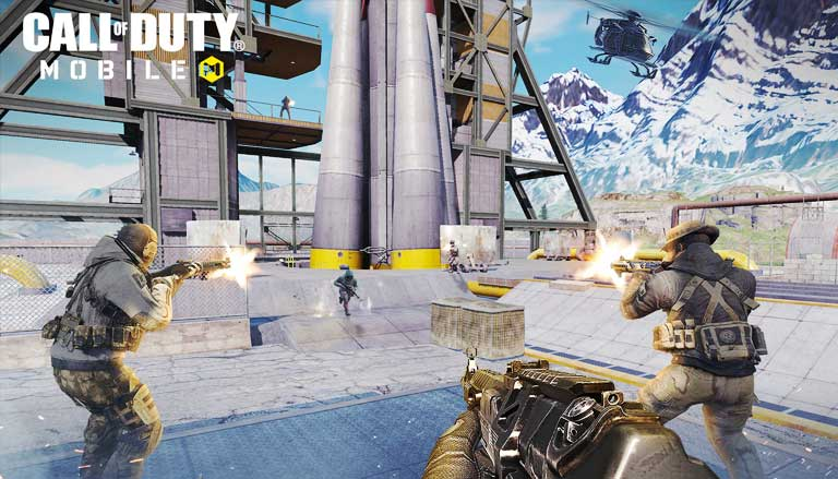 Lokasi Strategis Di Call of Duty Mode Battle Royale