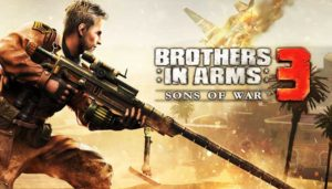 Game Online Brothers In Arms, Game Action Memacu Adrenalin