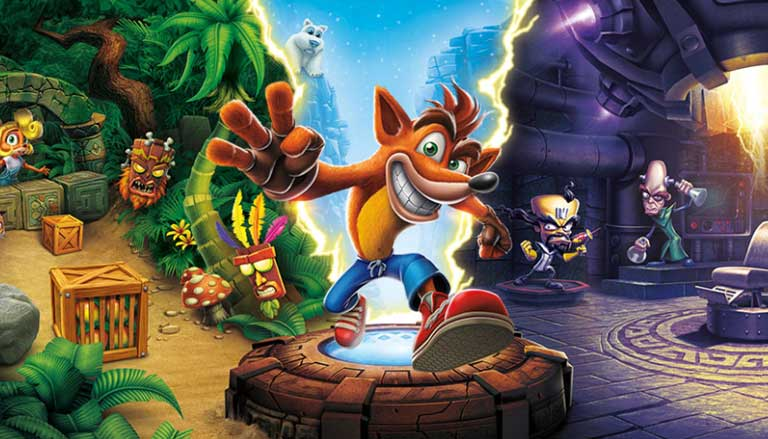 Hadirnya Crash Bandicoot Mobile Di Play Store