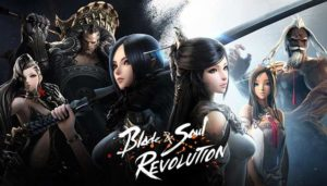 Info Dan Cara Top Up Di Blade And Soul Revolution