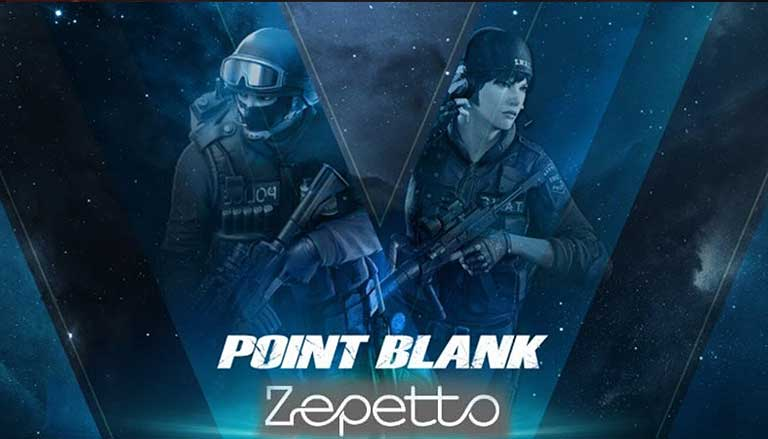 Point Blank Zepetto
