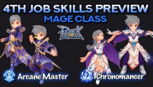Ulasan Update Job Class Tree 4 Ragnarok Eternal Love Terbaru