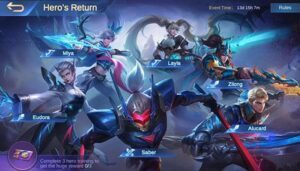 Tips Farming Mobile Legends Agar Cepat Kaya